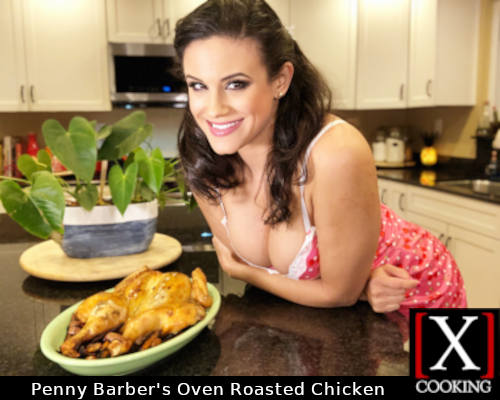 XCooking: Penny Barbers Oven Roasted Chicken dlvr.it/RqYW9N