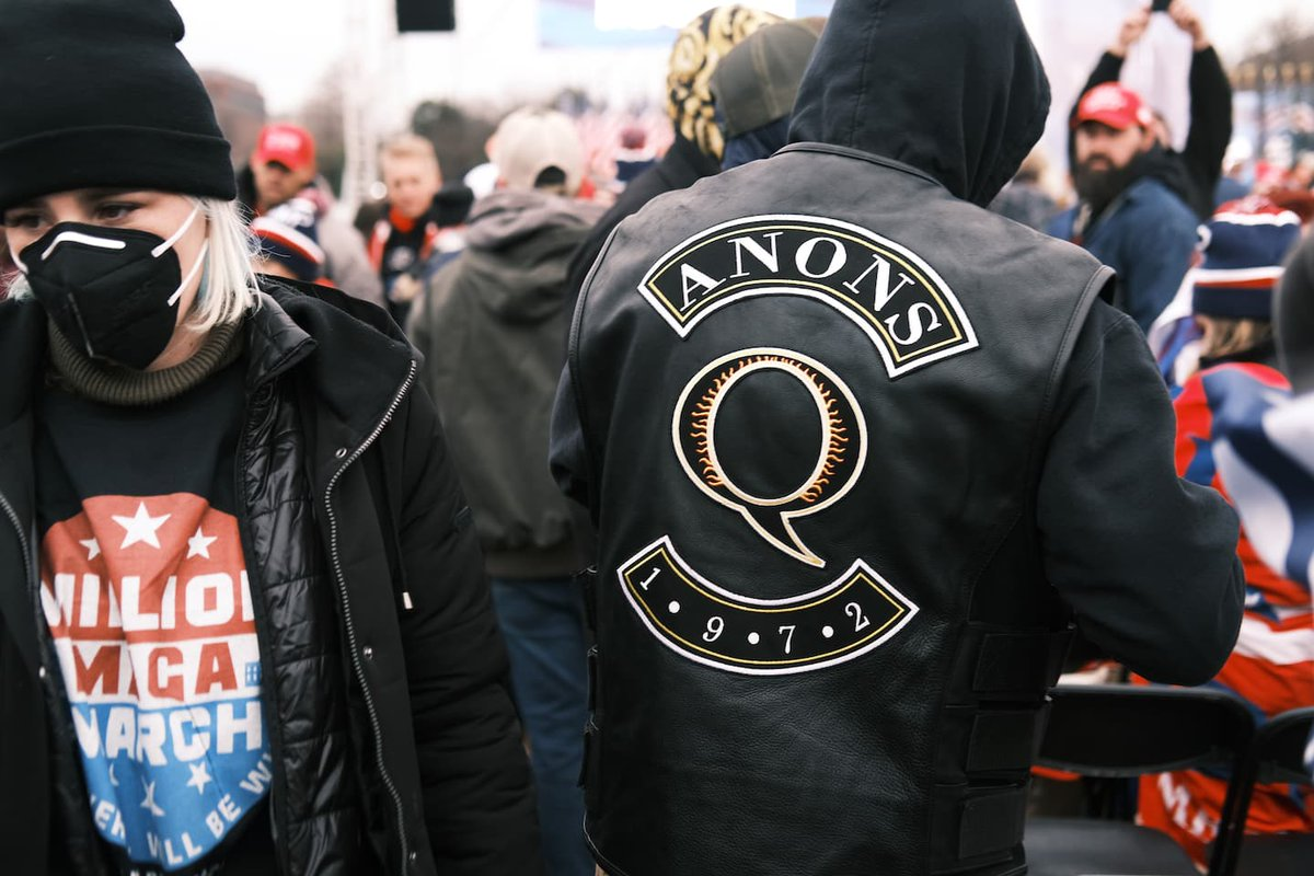 Here's how QAnon reshaped Trump's party and radicalized believers | from @WashingtonPost