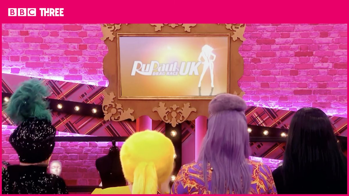 Here's a sneak peek at tonight's episode. See you at 7PM on @BBCiPlayer, squirrel friends 💅 #DragRaceUK