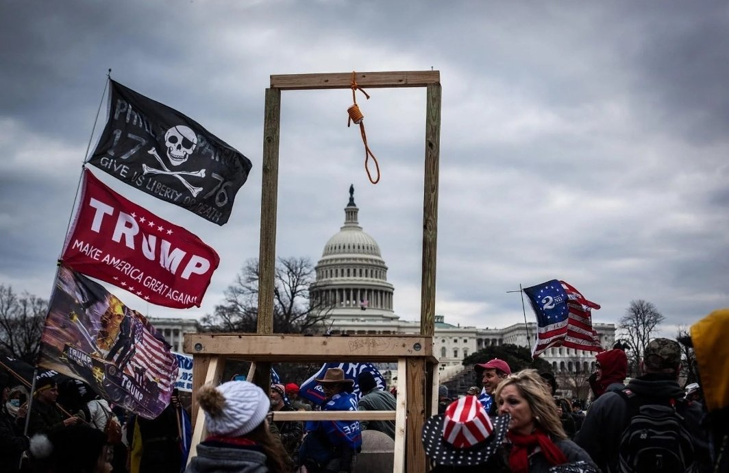 @AP On January 13, 2021 the USA and the world learned that a large majority of Republican House Members have accepted this as their brand...