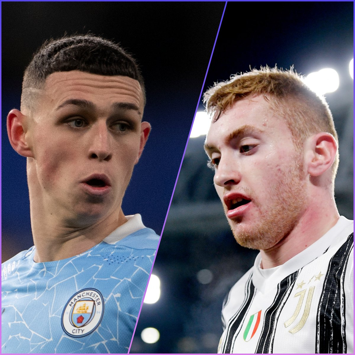 🔥 Phil Foden OR Dejan Kulusevski right now?  #UCL