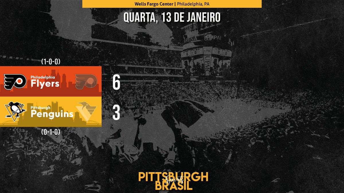 Semana começou boa demais pro torcedor de Pittsburgh, né?  #LetsGoPens #BrasilTemNHL