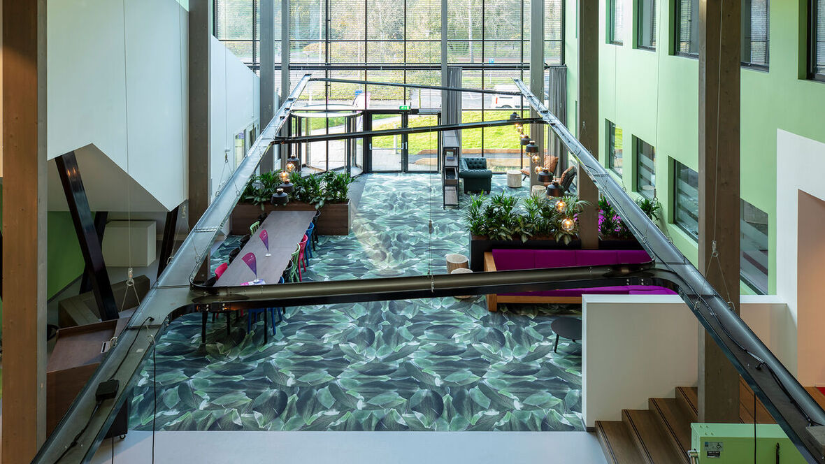 Creating educational spaces that are connected with nature and have a bright and welcoming environment, will become more important. Find out more about Forbo Flooring for Education facilities:  https://t.co/xDVWLwU38C #forboflooringsystems #educationdesign https://t.co/jVpb15KhES