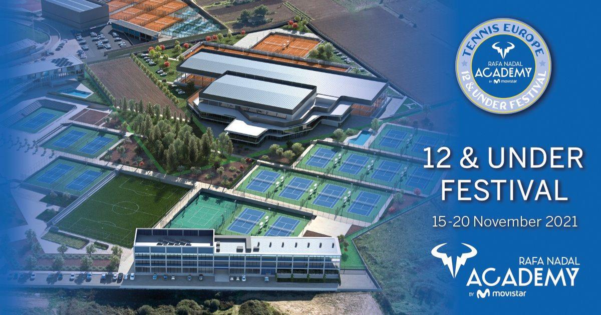¡Gran noticia! La #RafaNadalAcademy by Movistar y @TennisEurope crean un nuevo evento que reunirá a los mejores jugadores U12. 💪🏼💪🏼 👉🏻