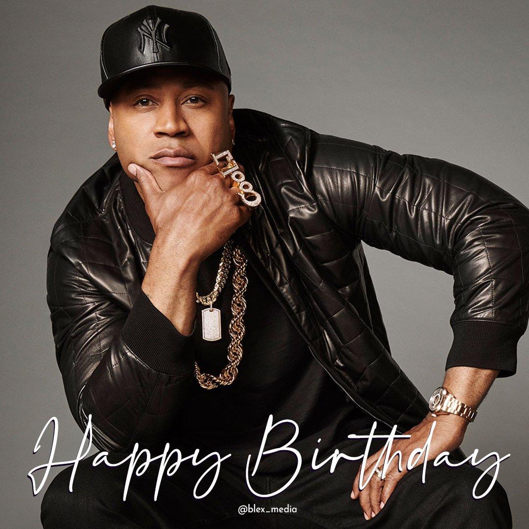 Happy Birthday, LL Cool J!