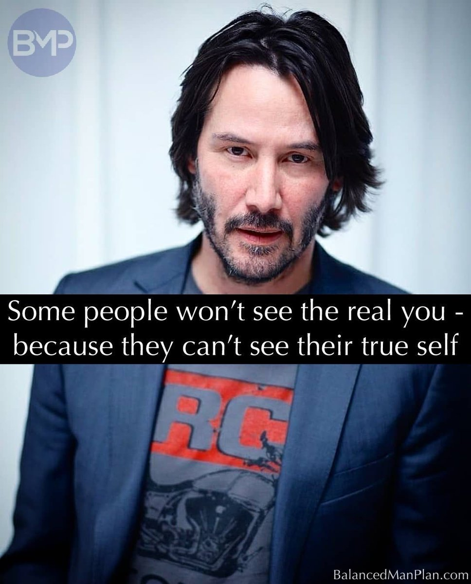 You don't need to fit in. You need to be yourSELF #higherconsciousness #mentalhealthawareness #depressionisreal #psychology #egodeath #keanureeves #innerpeace #selfidentity #menhavefeelingstoo #mensmentalhealth #malementalhealth #manup #beaman #trueself #mentalhealthblogger https://t.co/5XrfEi9nq6