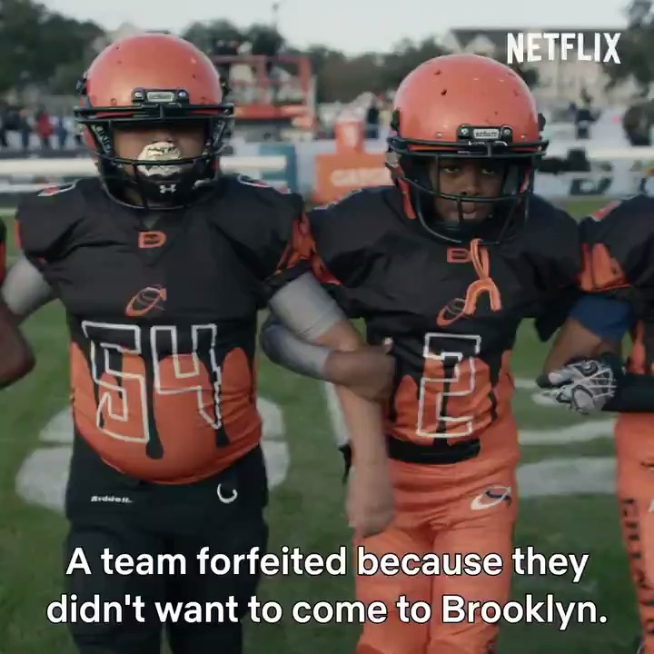To beat the odds, it takes a village. This is theirs.  We Are: The Brooklyn Saints premieres on January 29, only on @Netflix.