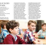 "Lockers Park is in the latest issue of @hertslife talking about how the school has met the challenges of #teachinginapandemic. ""While coronavirus has kept us apart, it has also brought us together,"" Headmaster, Mr Chris Wilson, observes. Read all about it here... #remotelearning"