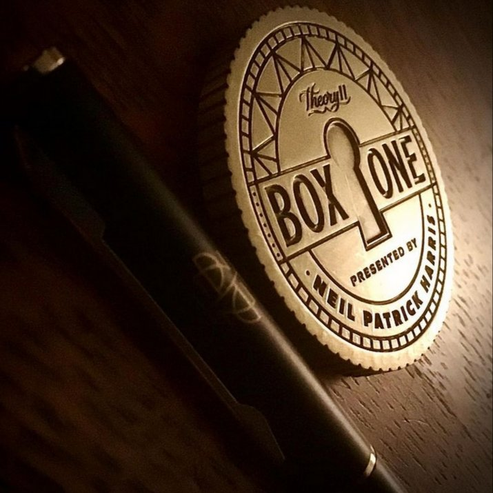 I had a great time completing #BoxOne by @ActuallyNPH @theory11 (and maybe someone else?)! 👀 Anyway, it's the perfect kind of game/experience for when you can't interact with other people! Like solitaire... but with more decryption. 👍👍