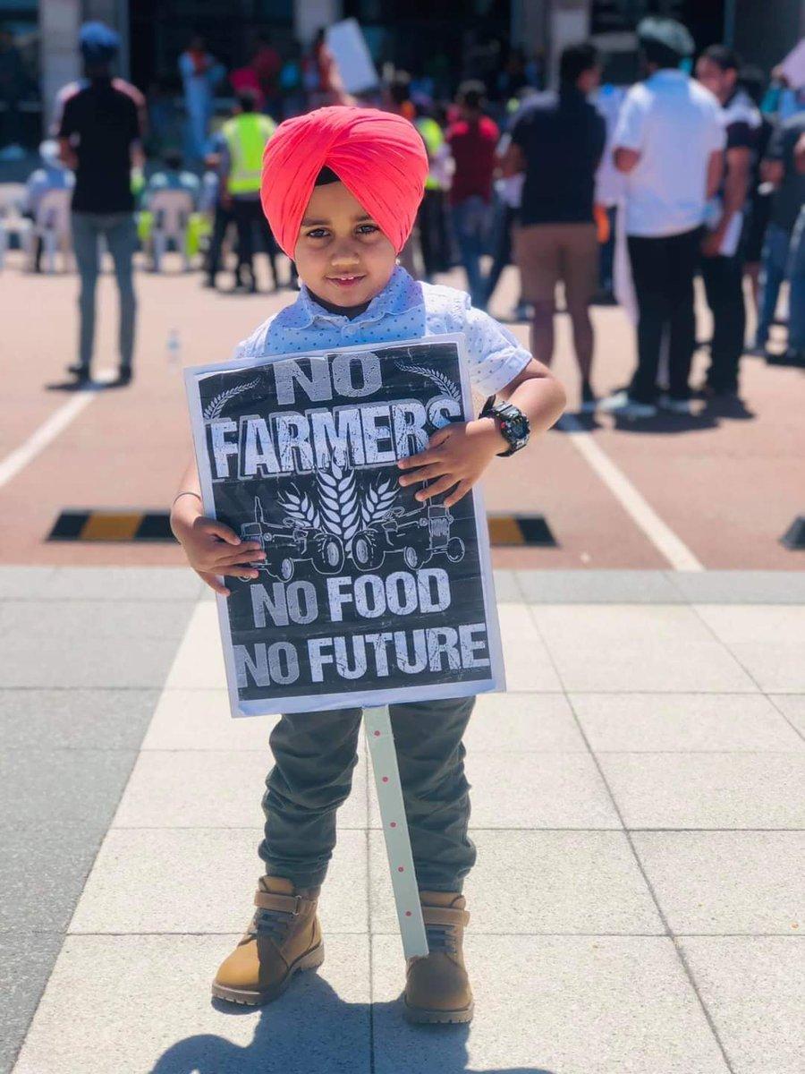 @RahulGandhi We support #FarmersProtest