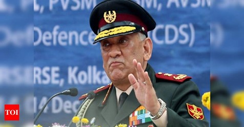 Ultimate objective is to win future conflicts with home-made weapons: CDS Gen Rawat on Tejas order