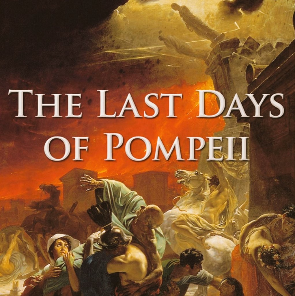 """""""The last days of Pompeo.""""  Rumor is he has ambitions for a presidential run in 2024. President Pompeo's administration would look like the last days of Pompeii."""