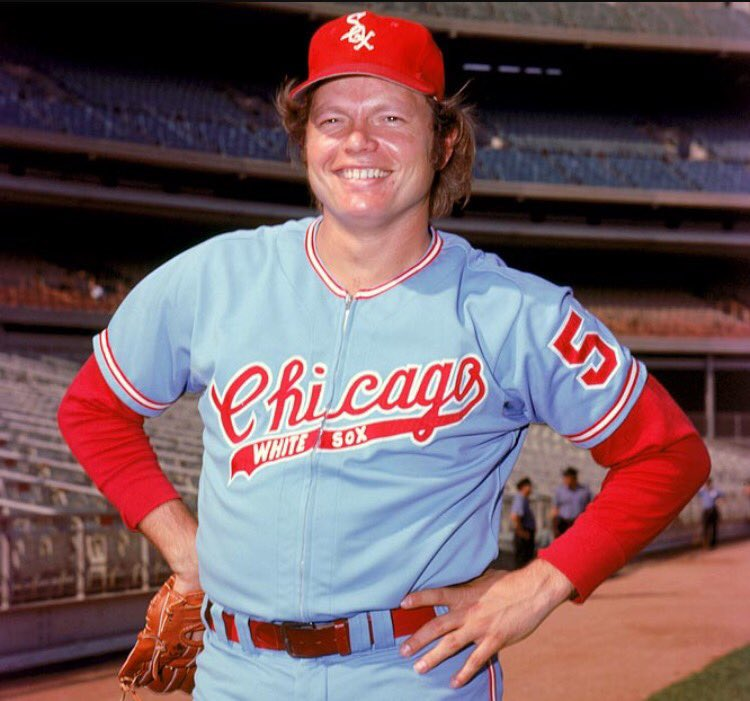 "Good morning #WhiteSox fans! Happy 69th to #TerryForster, who was once dubbed a ""fat tub of goo"" by #DavidLetterman"