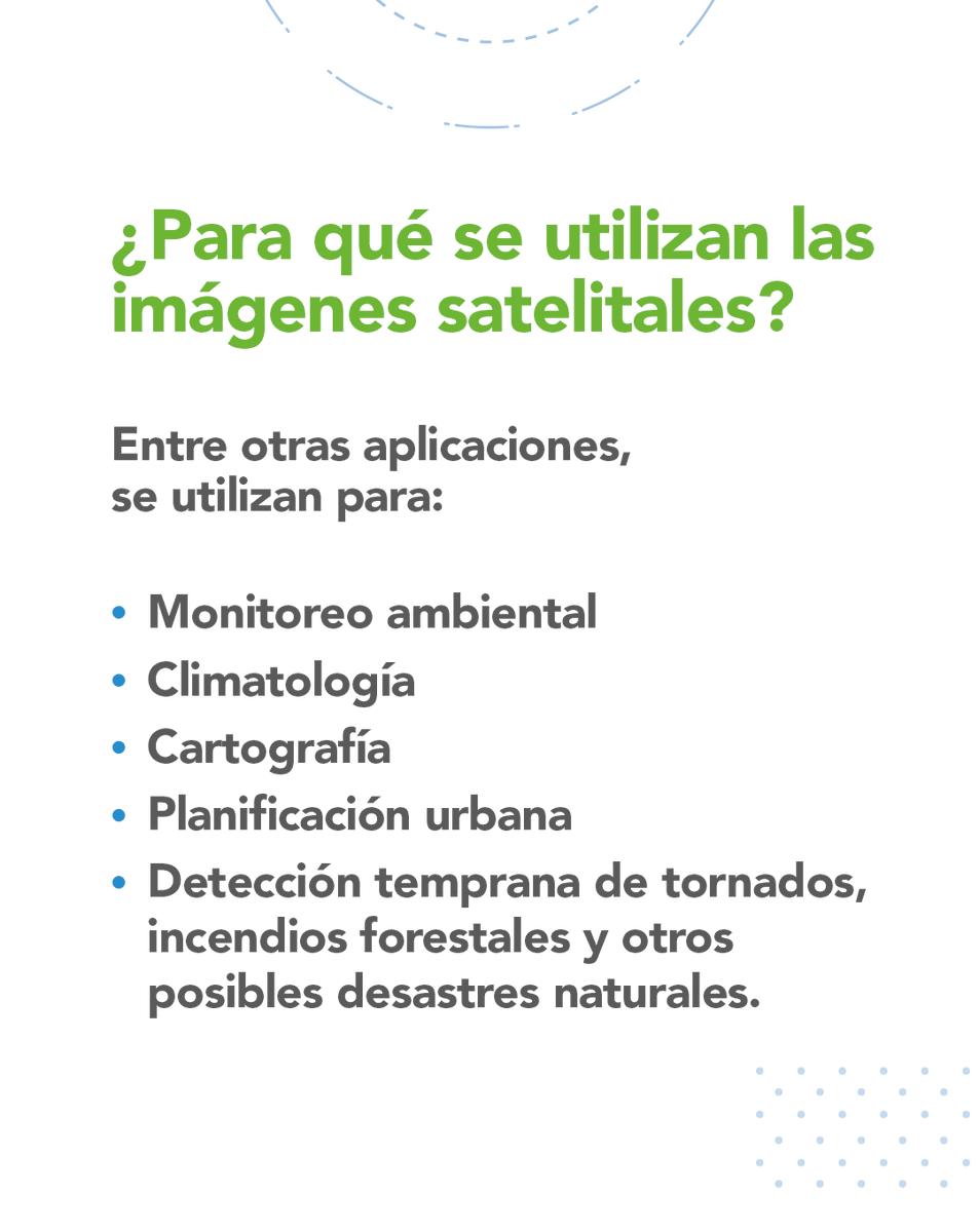 #HablemosDe Imágenes Satelitales https://t.co/oaFINC8noJ