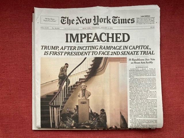 Today's print paper https://t.co/ozDWVKl2HO