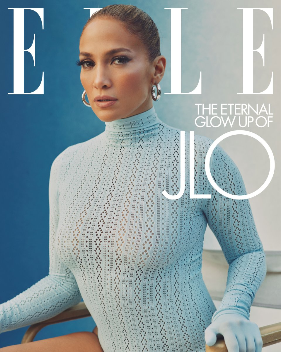 "With the launch of her first-ever beauty line @jlobeauty, @JLo is bringing her secret sauce for aging backward to a @sephora near you. ""Wherever I go, the number one question people ask is, 'What do you do for your skin?'"""