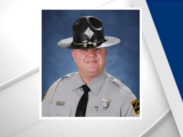 "*North Carolina state trooper Mark Melvin is placed on leave after social media posts showed him attending Jan. 6 rally. *In Facebook post, he called BLM a ""racist money laundering hate group."""