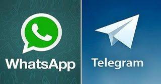 @sabqorg 4 خدمات مفيدة موجودة في تطبيق تليغرام لن تجدها على الواتساب