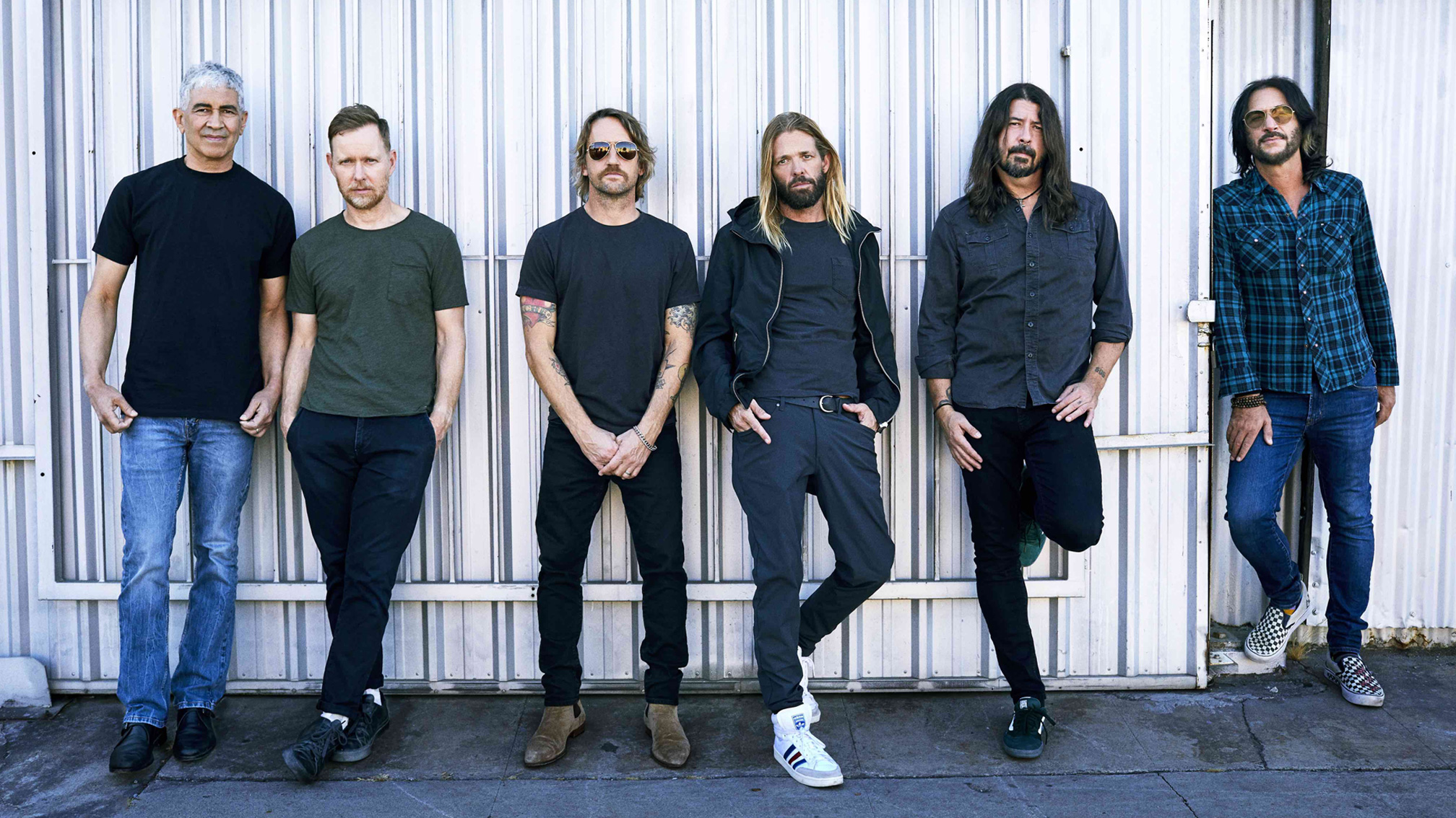 Listen to Foo Fighters new single Waiting On A War Photo
