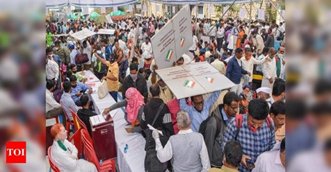 Sarpanch post auctioned, poll cancelled in two Maharashtra villages    via @TOICitiesNews