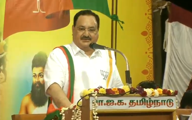 It is the BJP where the scientific development is taking place and thus, people from different walks of life are joining us.  We invite everybody and we've to make sure that we as a mainstream party keep walking ahead in the state.  - Shri @JPNadda   #WelcomeNaddaJi
