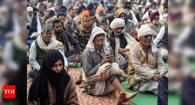 Protesting farmer unions welcome Bhupinder Mann's decision, but say will not accept any committee