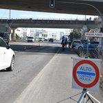 Image for the Tweet beginning: La Policía Local establece controles