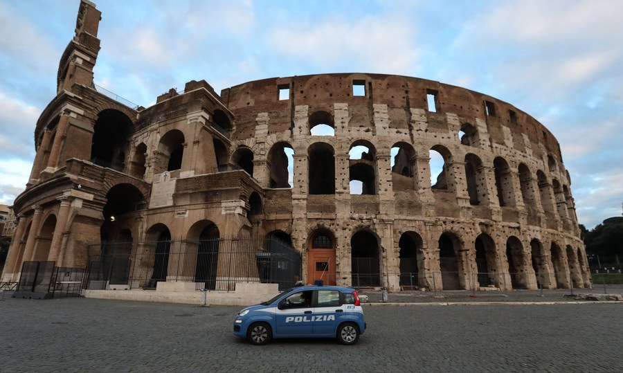 Italy extends state of emergency until late April as #COVID19 deaths exceed 80,000 mark