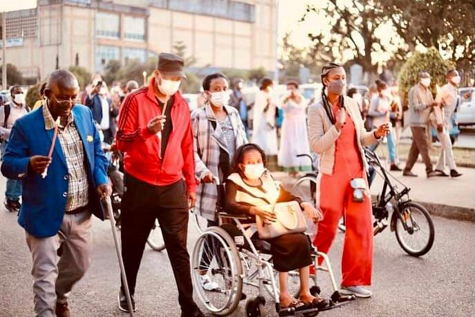 #Ethiopia celebrated the #IDPD at a three-day event held in Bahir Dar, Amhara region.  📰 Read more: