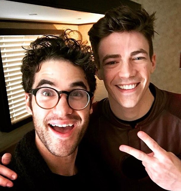 Happy birthday to the fastest man alive, grant gustin