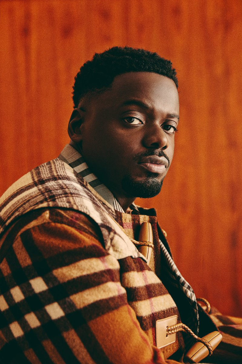 My favorite thing about Daniel Kaluuya is that he always looks like he just saw something untoward, but it ain't his business