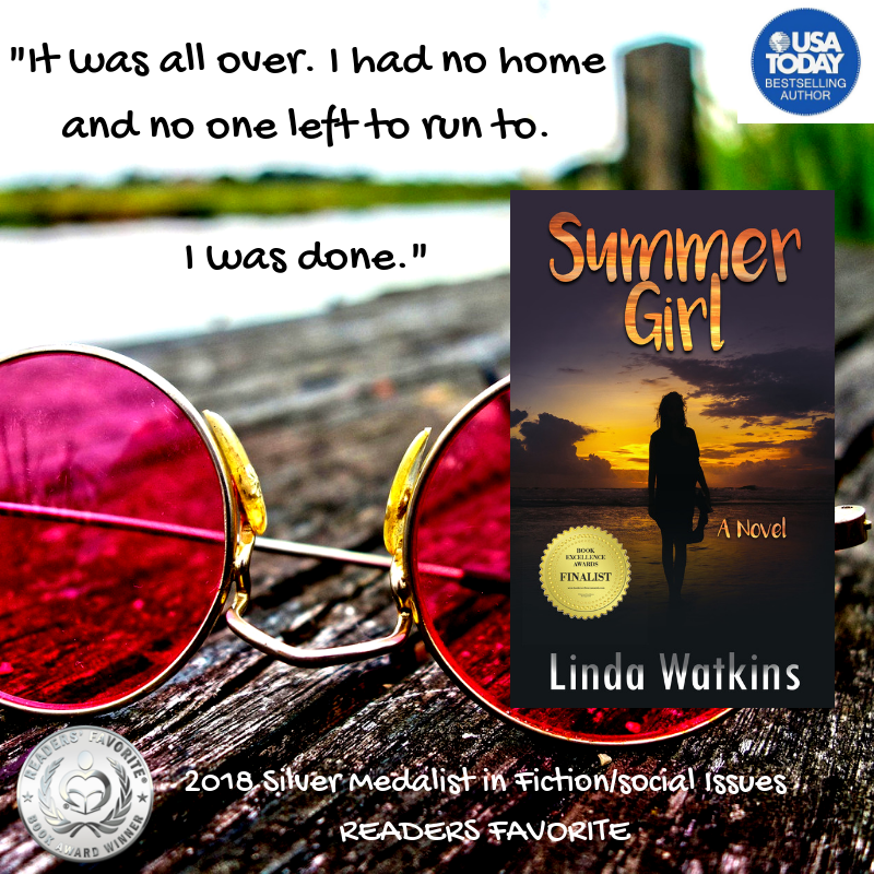"""FICTIONAL ROMANCE AT ITS BEST"" ""Simply beautiful"" ""A powerful blend of light and dark"" SUMMER GIRL, A NOVEL  #RomanceReaders #LoveStory #bookposse"