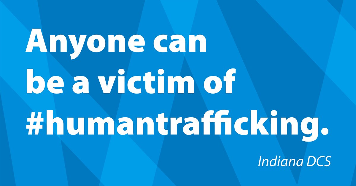 Even if you missed #WearBlueDay on Monday, it isn't too late to help us raise awareness for #HumanTraffickingAwarenessMonth. Help us spread the word and spread awareness, and don't forget to check out @DHSBlueCampaign for more info!