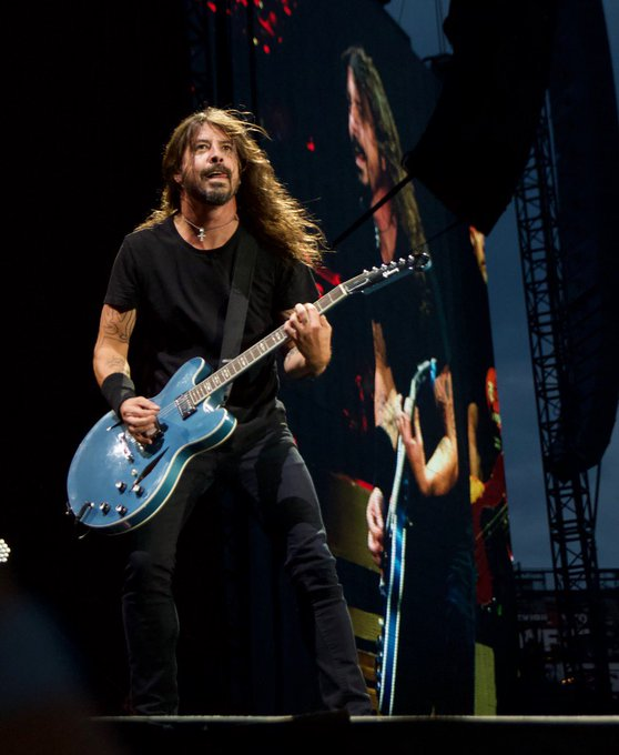 Happy Birthday to Dave Grohl! : Curt Baran