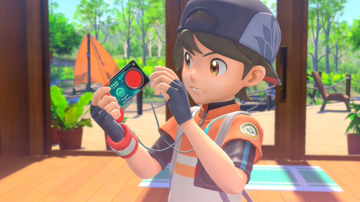 As you take photos, help Professor Mirror with his research, and expand your Photodex in #NewPokemonSnap, you may get to see Pokémon look and behave in different ways than before when you return to their habitats!