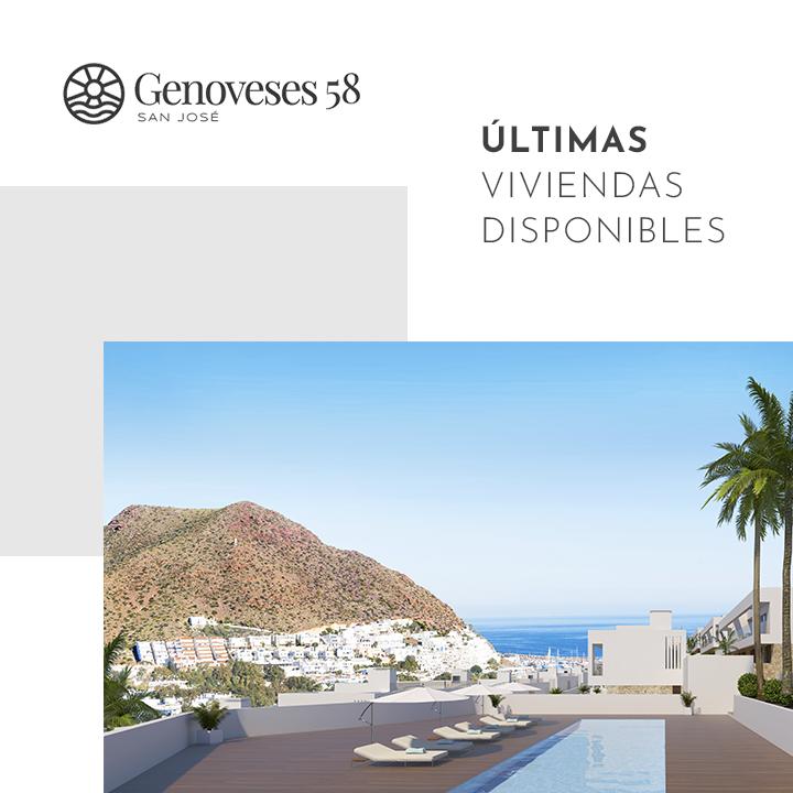 ¡Últimas viviendas disponibles en San José! Una urbanización completamente cerrada, con jardines, piscina y solárium, donde conectar con la naturaleza. Un lugar donde dejarte llevar y descubrir paisajes de ensueño…   #cabodegata #almeriaturismo