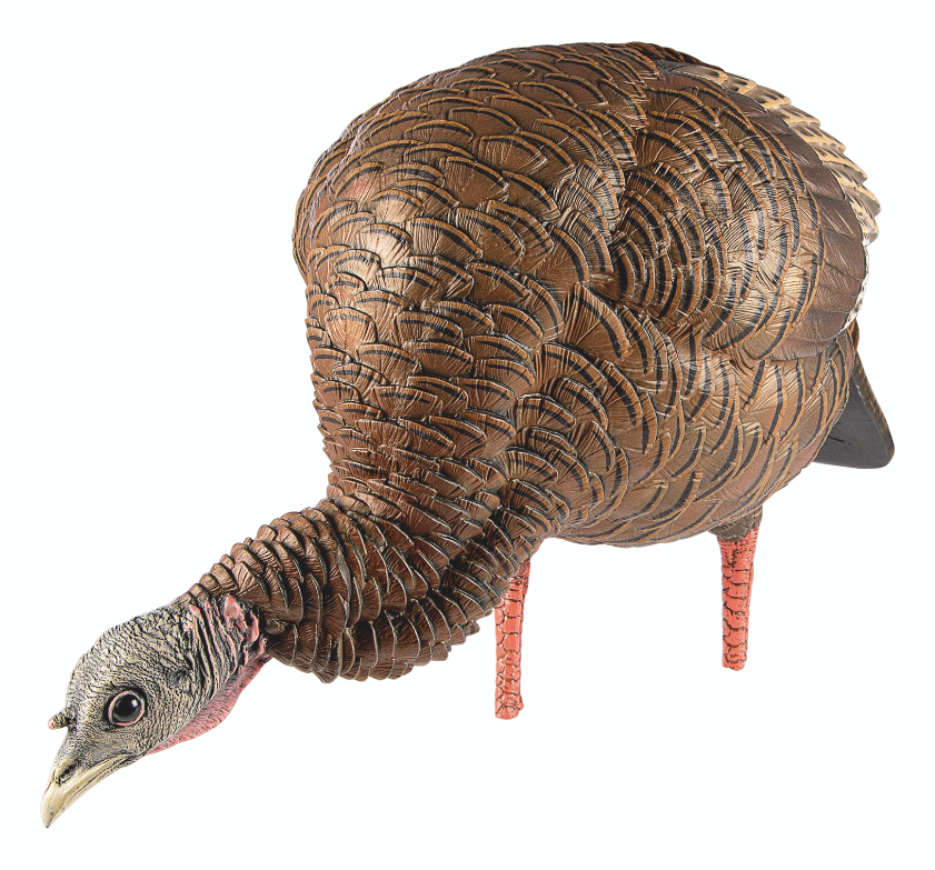 New for 2021!  The Heavy-Duty Realism series, the HDR Feeder Hen features a durable blow-molded design for many seasons of use.       *Available Soon* #AvianX #AvianXTurkeyDecoys #HDRFeederHen