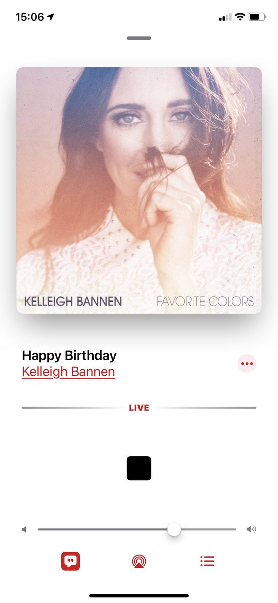 Good to hear @kelleighbannen on the Kelleigh Bannen Show on  Music Country.