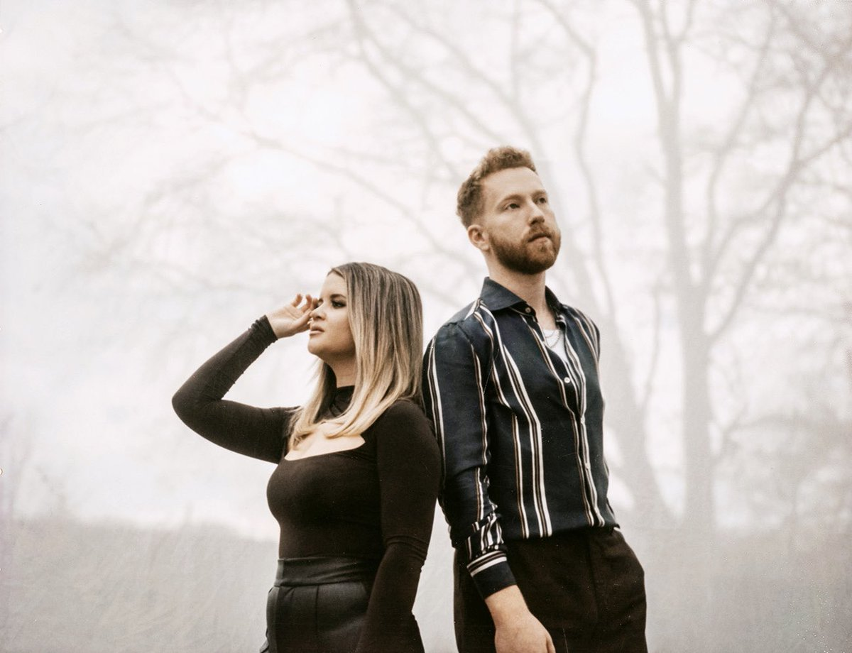 """""""I have always loved being contemplative of the artist vs. muse relationship in songs. 'Line by Line' acts as a promise that I'll never be done writing about my muse in this life because he can't be summed up in one song."""" - @MarenMorris on the meaning behind #LineByLine"""
