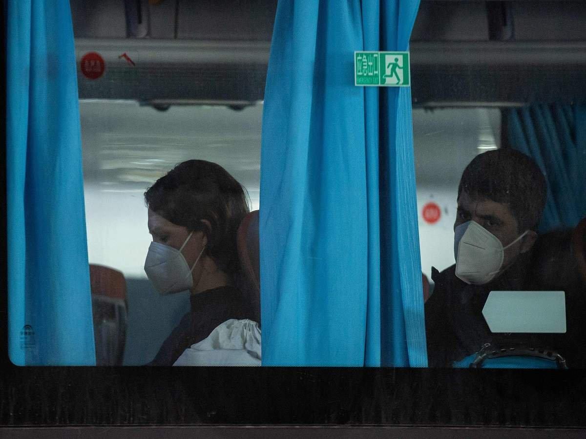 WHO team arrives in Wuhan to investigate pandemic origins  via @TOIWorld