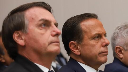 .@AndreiaSadi: Bolsonaro x Doria: a disputa pela 1ª foto da vacinação no Brasil  #G1