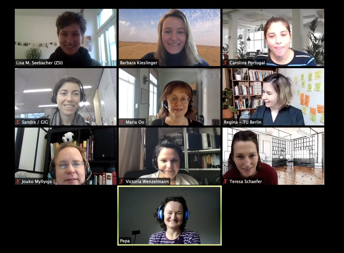 test Twitter Media - and here comes yet another pic from an online kick-off meeting 🙈. But since the project #criticalmaking is so exciting I need to share ;-) #RRI #Maker #OpenSource #H2020 @reginasipos @weareGIG @aprica @Lilolaoi @myamy_vicy @wikifactory @VTTFinland @ZSInnovation https://t.co/bBkZDfUFTK