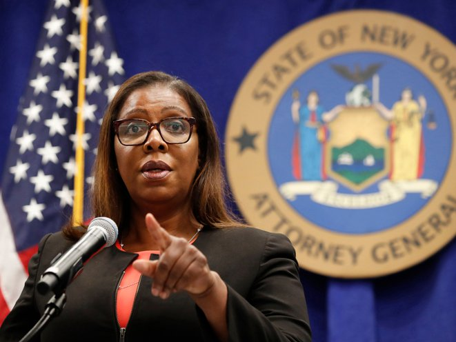 Report: NY AG Letitia James Will Sue NYPD To Install Federal Monitor