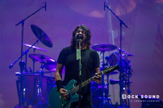 A very Happy Birthday to Foo Fighters\ Dave Grohl!