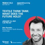 Image for the Tweet beginning: #TexworldNYC and @appsourcingnyc is bringing