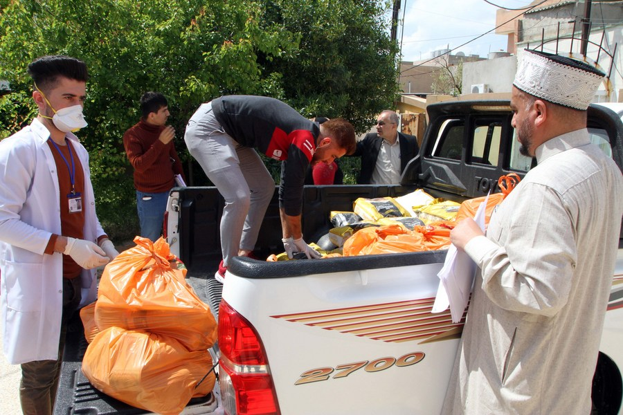 UN warns 3 million Iraqis, including 731,000 displaced and returnees, are exposed to food insecurity due to impacts of #COVID19 and oil prices drop