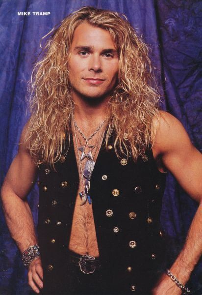 Happy Birthday to former White Lion Singer Mike Tramp. He turns 60 today.