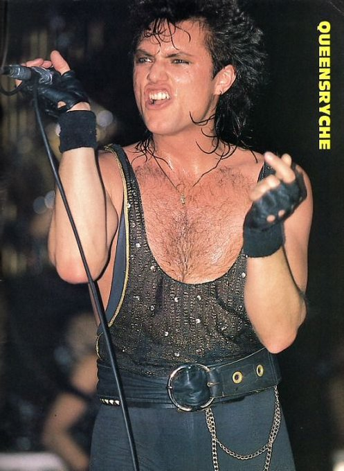 Happy Birthday to former Queensrÿche Singer Geoff Tate. He turns 62 today.