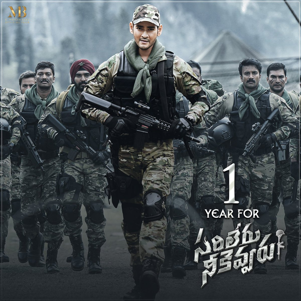 @urstrulyMahesh  Best pic's yours one year no:1 Super star Fully Comedy movie & action movie beautiful movie next movie is #WWWMovieTeaser