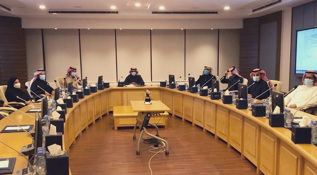 اللجنة التنفيذية للجنة الصناعية بـ #غرفة_الرياض تعقد إجتماعها الدوري برئاسة عضو مجلس الادارة أ.عبدالله الخريف، وتناقش خلاله نتائج ورشة عمل استراتيجية اللجنة الصناعية وتحديد اولويات عملها. https://t.co/09XHw0lC0b